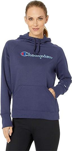 Powerblend® Fleece Pullover Hoodie - Applique Y07461