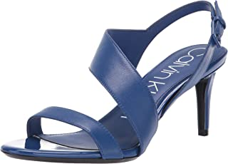 Calvin Klein Women's Lancy Heeled Sandal