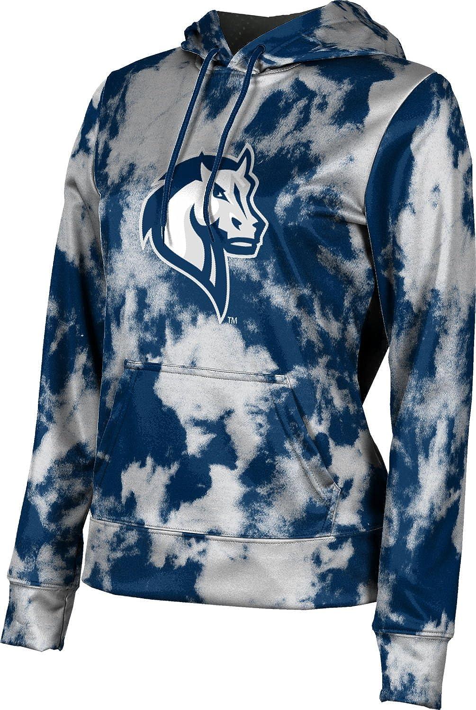 ProSphere Mercy College Girls' Pullover Hoodie, School Spirit Sweatshirt (Grunge)