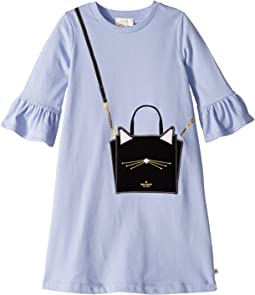 Cat Handbag Dress (Little Kids/Big Kids)
