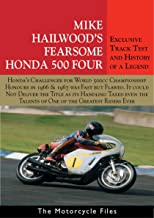 HONDA RC181 500GP RACER - 1966: MIKE HAILWOOD'S FEARSOME HONDA FOUR (The Motorcycle Files)