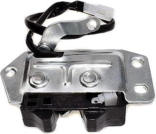 RJJX Baificar Nueva Puerta del Maletero Trasero Cierre centralizado Mecanismo de Bloqueo en Forma for Citroen C3 C5 Xsara Picasso Peugeot 206 301 307 407 508 SW