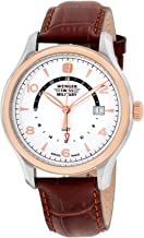 Wenger Quartz Movement Silver Dial Men's Watch 79306C