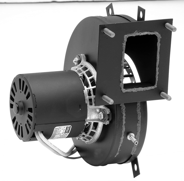 Fasco A222 1-Speed 3000 5 ☆ popular RPM 1 35 Motor Inducer York 11 Draft Award-winning store HP