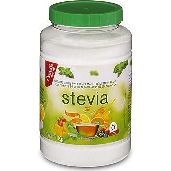 Castelló Since 1907 Dolcificante Stevia + Eritritolo 1:8 - Barattolo da 1 kg