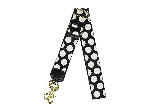 Marc Jacobs Large Polka Dot Webbing Strap