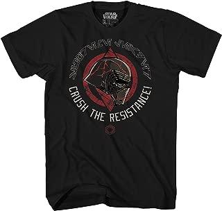Star Wars Episode IX Rise of Skywalker Kylo Crush The Resistance T-Shirt