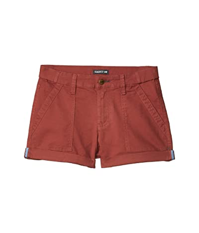 Toad&Co Earthworks Camp Shorts (Rhubarb) Women