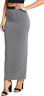 Best long grey pencil skirt Reviews