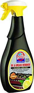 Well Done St. Moritz Oil & Grease Remover Cold Action - Lemon Scent 27 Oz (750 ml) each - Pack of 4