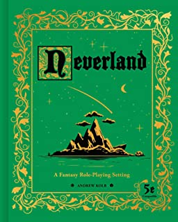 Neverland: A Fantasy Role-Playing Setting