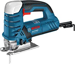 Bosch Professional GST 25 Metal - Sierra de calar (670 W, 500 – 2600 cpm, corte en acero 15 mm, en maletín)