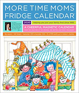 Best more time moms fridge calendar 2018 Reviews