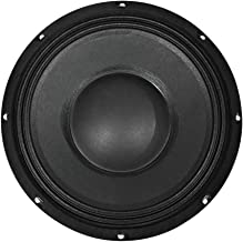 Seismic Audio - T10Sub - 10 Inch Steel Frame Subwoofer Driver - 200 Watts RMS Replacement Sub Woofer for PA, DJ, Band, Live Sound