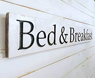 Bed & Breakfast large sign 60