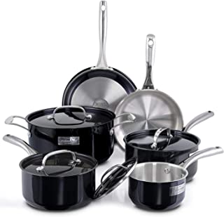 Cookware set London 10PC Black unknown