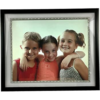 VERA WANG DigitalSpectrum Gallery Quality 17 Inch Digital Picture Frame (Black)
