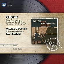 Chopin Pno Concerto No.1 Nocturnes Ballade No.1