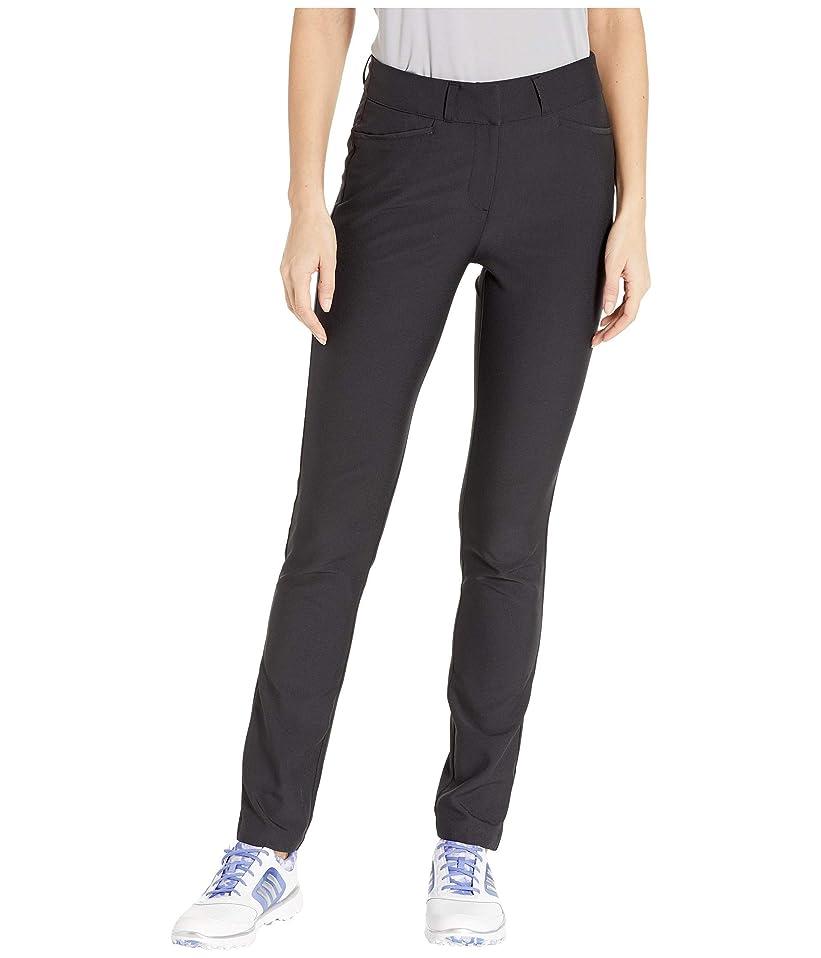 怒って猟犬まばたき[adidas(アディダス)] レディースパンツ?ジャージ?レギンス Club Full-Length Pants Black 2 (XS) 30.5 [並行輸入品]