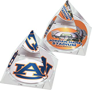 NCAA Auburn University Tigers Jordan-Hare stadium and logo in 2