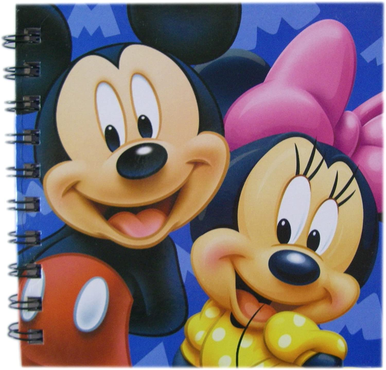 Mickey und Minnie Maus Notizbuch Notizbuch Notizbuch B004EVS8CI | Schön und charmant  993bf3