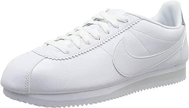 Nike Classic Cortez Leather Plateadas Zapatillas 807471 015