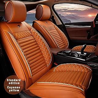ALLYARD Custom Seat Covers for BMW 4 Series F33 F32 F36 420i 425i 428i 430i 435i 440i 2019 Five seat Car Interior seat Protection Full Set Cayenne