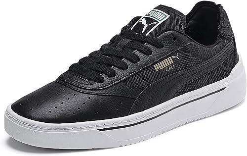 Amazon.com   PUMA Men's Cali-0 Low-Top Sneakers, os   Fashion Sneakers