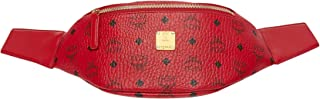 MCM Womens Stark Belt Bag Small