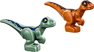 LEGO Jurassic World Baby Dinosaurs Green & Brown   New for 2018   Very Small