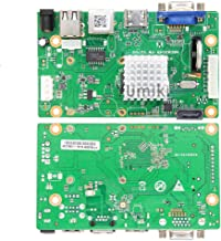 Electronic Module H.265/H.264 NVR Network Vidoe Recorder DVR Board Intelligent Analyzer IP Camera with SATA Line ONVIF CMS...