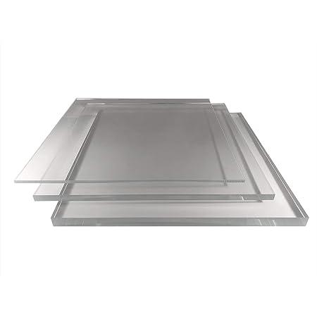 5 mm, 1500 x 600 mm Acrylglas Zuschnitt Plexiglas Zuschnitt 2-8mm Platte//Scheibe klar//transparent