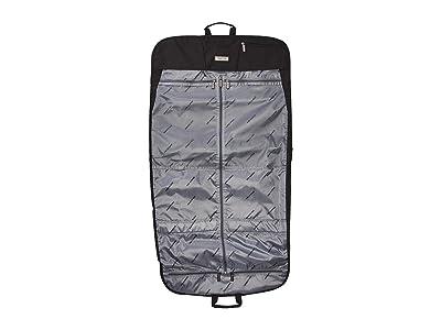 Kenneth Cole Reaction Polyester Folding Garment Sleeve (Black) Luggage