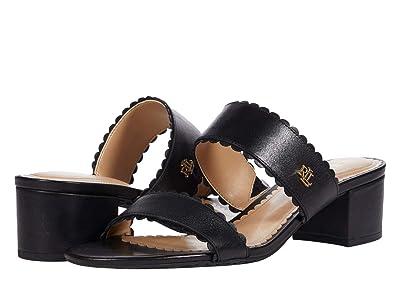 LAUREN Ralph Lauren Whitni Scallop Sandal
