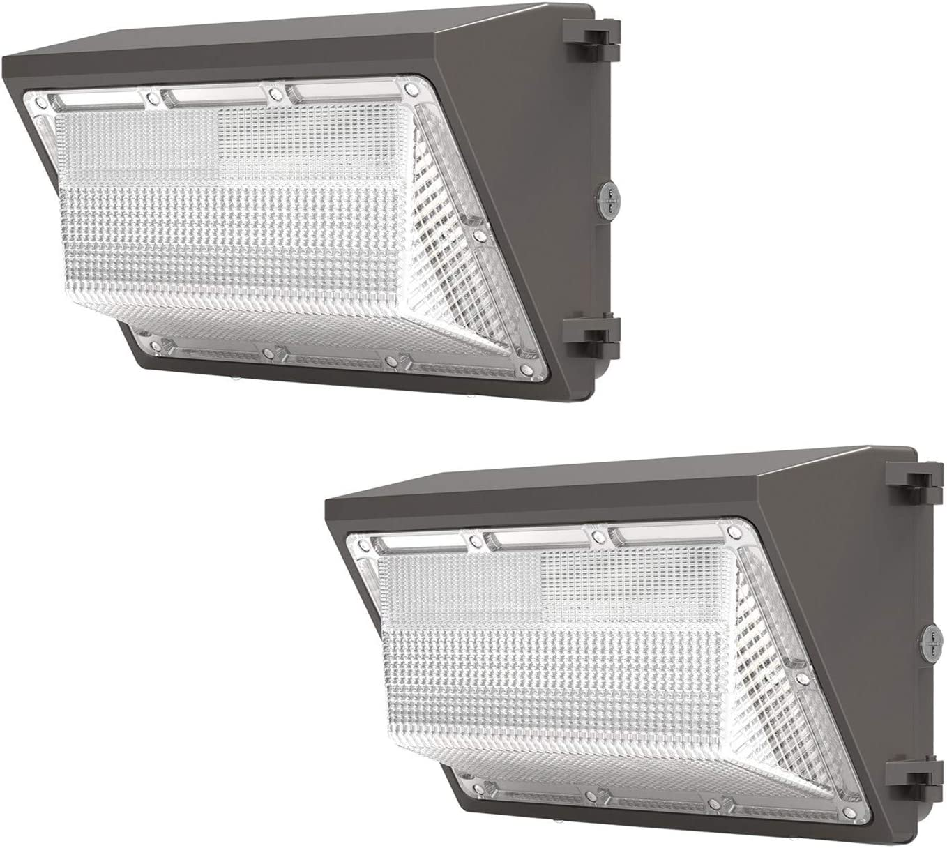half 120W LED Wall Pack Light Waterproo Max 49% OFF Dusk-to-Dawn 5000K Photocell