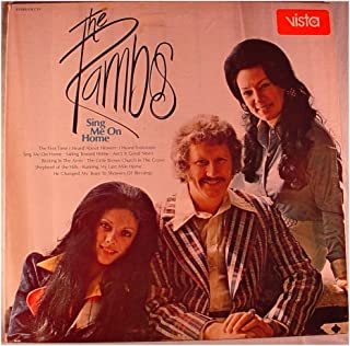 The Rambos Near Mint Stereo Lp - Sing Me On Home - Vista Records - 1973