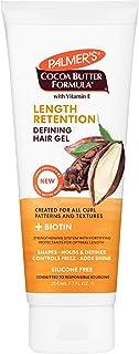 Palmer's Cocoa Butter & Biotin Length Retention Defining Hair Gel, 7 Ounce