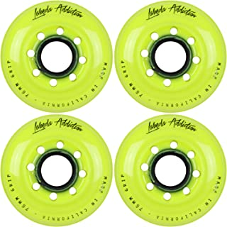 Labeda Wheels Inline Roller Hockey Patriot Goalie 4 Pack 59mm Indoor