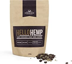 Australia's First Organic Espresso Blend Hemp Coffee | Full Of Protein | Healthy, Rich & Smooth