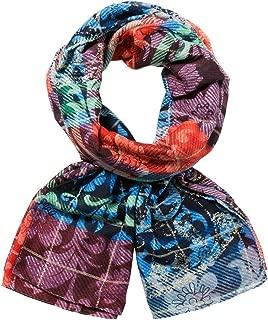 Donna REPLAY Aw9241.000.a0187a Sciarpa Taglia Produttore: UNIC Unica Natural-Tan-Brown-Black 1265 Marrone