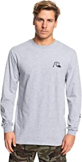 Quiksilver Men's Too Many Rules Long Sleeve Tee