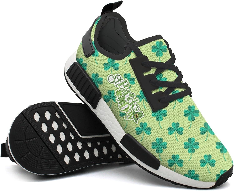 St. Patrick's Day Party Tillfälliga Lättviktare springaning skor