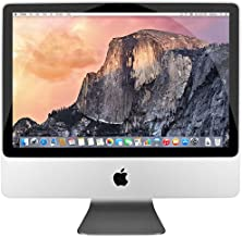 Apple iMac MC015LL/B Silver (Renewed)
