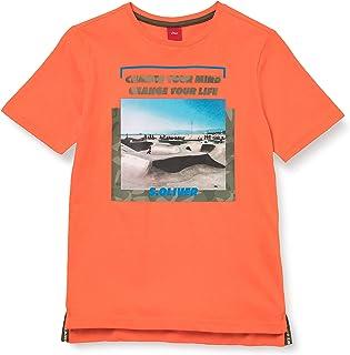 s.Oliver 402.10.102.12.130.2057947 jongens t-shirt