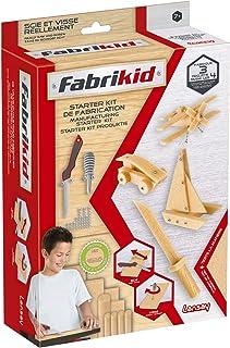 Fabrikid - Starter kit de fabrication - Lansay