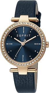 ساعة يد عصرية بحركة كوارتز للنساء من اسبريت- موديل ES1L153L1025