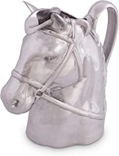 Arthur Court 2-1/2-Quart Thoroughbred Pitcher