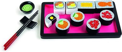 Small Foot 10153 - Set de Sushi de Madera
