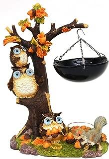 Yankee Candle Fall Owls Hanging Tart Wax Burner/Warmer