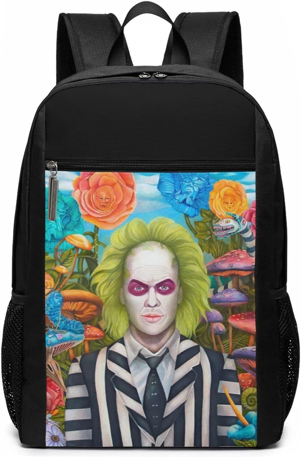 Beetlejuice Laptop Austin Mall Backpack High OFFicial site Backpa Capacity Travel Business